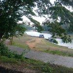 Periyar River - From Hotel