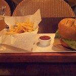 Cafe Rouge Burger