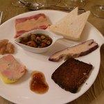 Carrousel de Foie gras.