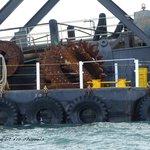 drill bit for harbor dredging