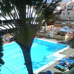 view from room 308 balcony