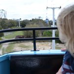 On the sky ride
