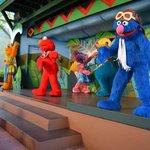 Elmo show!