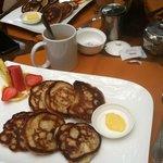 Rosie Belle's pancakes YUM!
