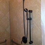 oversize shower