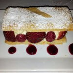 Milles feuilles with berries- super delicious
