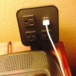 HI Biltmore East - they get the beside plugs right!
