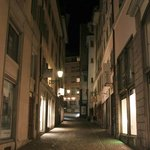 Altstadt à noite
