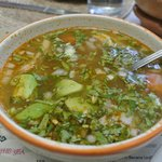 Chicken Mexican Soup