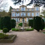 Chateau from Gardens