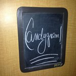 Fun with the chalkboards