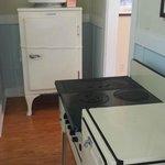 cottage interior-kitchen
