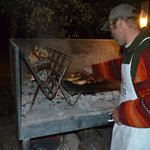 Hans Argentine barbecue - a must!