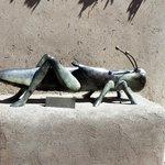 Courtyard Bronze