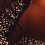 Le scale ed il pianerottolo