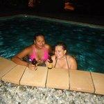 night swim at Club Oceanus