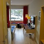 Room, Park Inn by Radisson, Stockholm Sweden