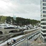 View from Room, Park Inn by Radisson, Stockholm Sweden