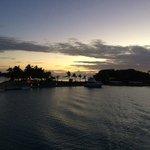 Island Bar @ Sunset