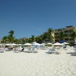 Grace Bay Beach, Villa Del Mar section, Turks and Caicos