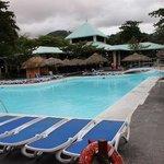 pool at village