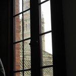Vistas desde la ventada de la habitación