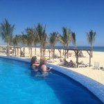 Infinity Pool…. great view of the ocean!