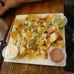 Seafood Nachos
