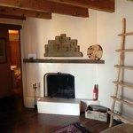 Taos Pueblo Room