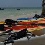 1 and 2 seater ocean kayaks