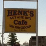 Henk's Bait and Bite Cafe