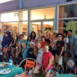 Sol Frozen Yogurt and the Wisconsin International School