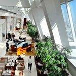 exec lounge 44 floor