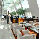 Executive Club lounge 44F