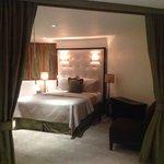 Chateau Cervantes - Junior Suite Sleeping Area