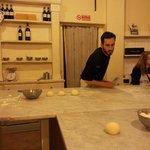 Chef Andrea Salute!
