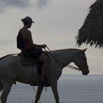 Horseback rider from Denver