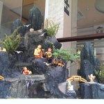 Bonsai at hotel