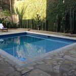 pool...inner courtyard