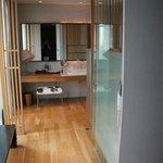 huge spacious bathroom