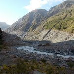 Fox Glacier Vally