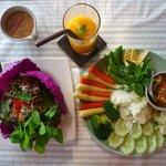 Salad of amazingness