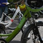 Glenfalloch Green Bikes are available to hire