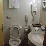 Deluxe room toilet