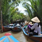 Mekong River boating