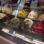 Vetrina gelati