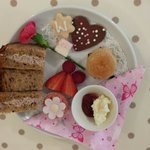 Mothers Day Mini afternoon tea 2014