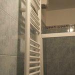 Dettaglio bagno stanza 131