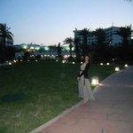 Вечерний Tour Khalef