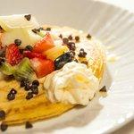 Pancakes - Breakfast à la carte